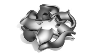 Pentagonal Ribbon